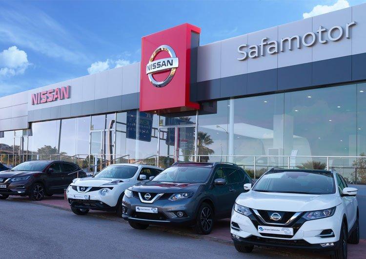 Concesionario Nissan en Málaga Velázquez