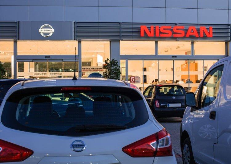 Concesionarios Nissan en Málaga El Viso