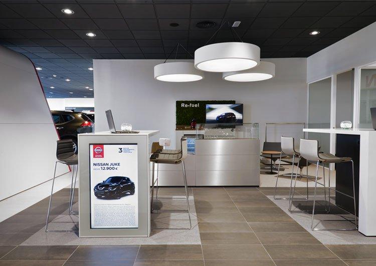 Concesionario Nissan Málaga Velázquez
