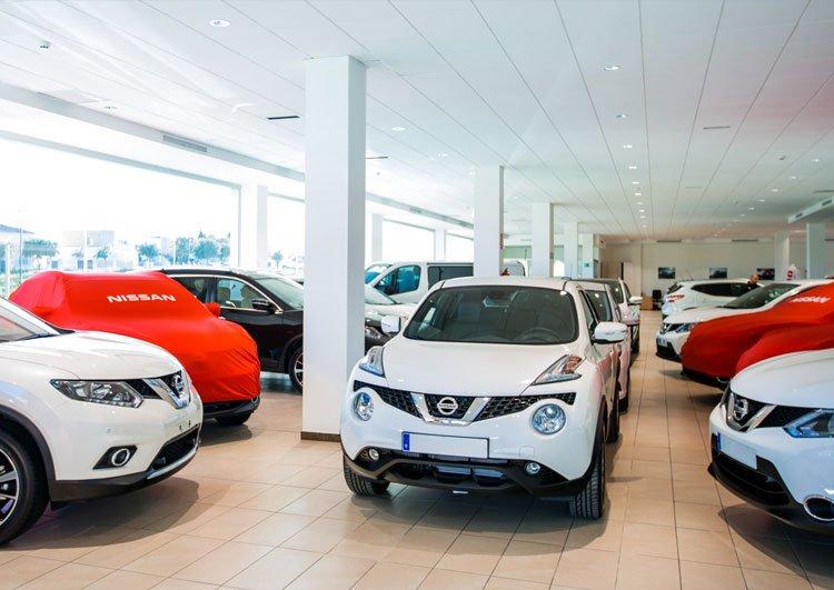 Concesionario Nissan Málaga Viso