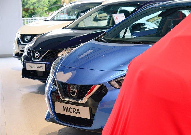 Concesionario Nissan en Vélez-Málaga