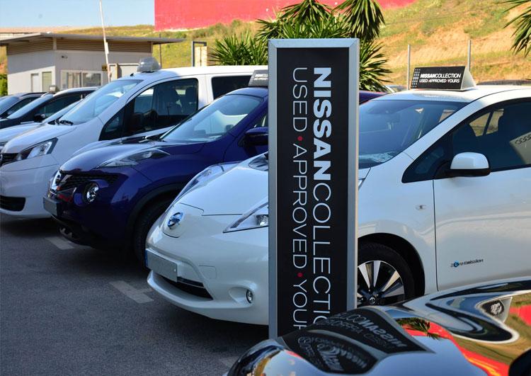 Concesionario Ocasión Nissan Collection Málaga El Viso