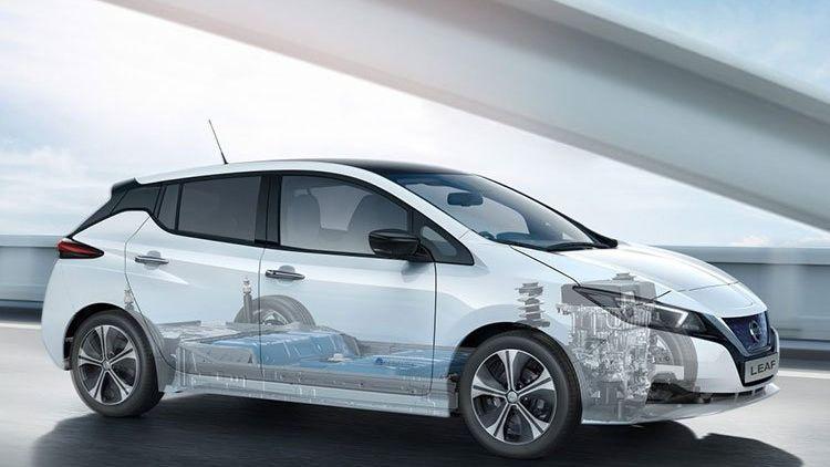 Nissan Leaf, una década llena de electricidad