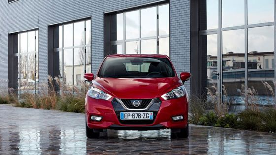 Nissan Micra desde 10.900€