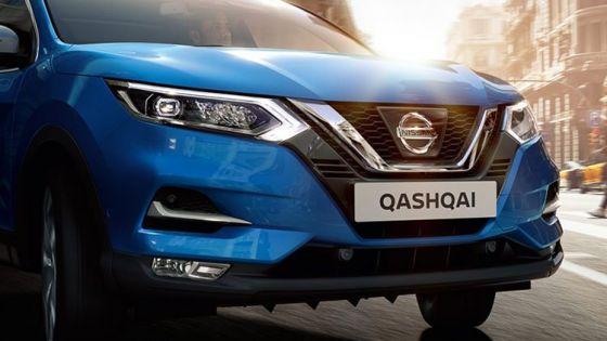 Nissan QASHQAI desde 18.500€