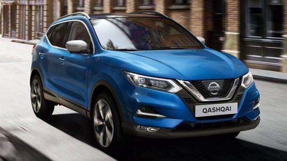 Nissan Qashqai, el crossover más vendido de España