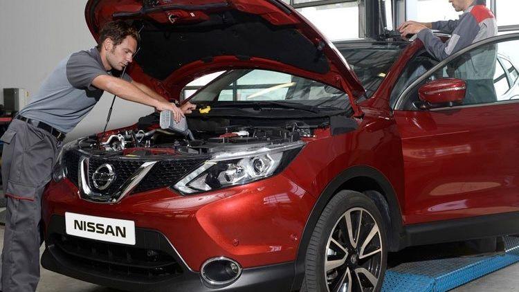 ¿Cada cuánto tiempo tengo que llevar a revisión mi Nissan?
