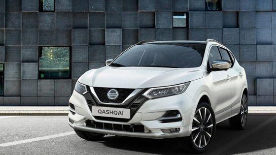 Nissan Qashqai por 18.500€