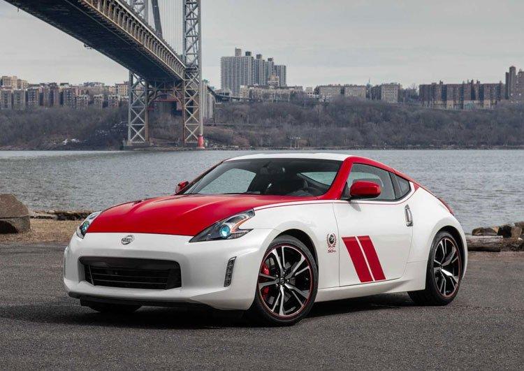 50 años de la gama Z de Nissan
