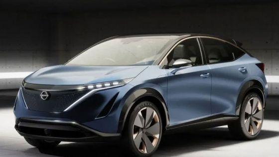 Ariya, el primer crossover coupé 100% eléctrico de Nissan
