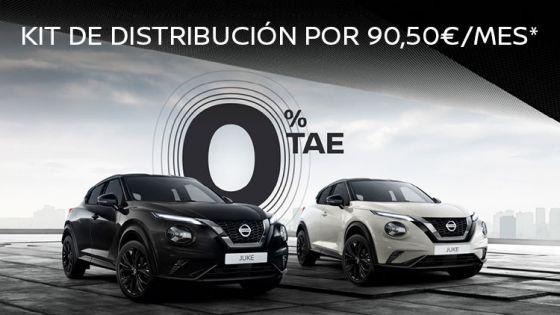 Kit distribución por 90,50/mes*